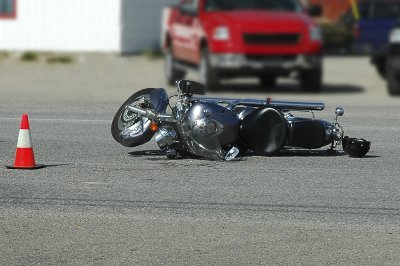 motorcycle - accident